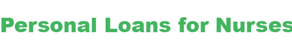 personal loans for nurses