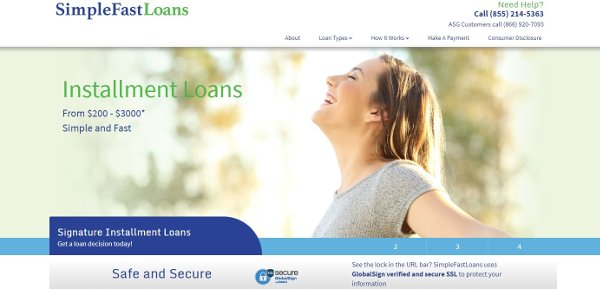 simple fast loans reviews